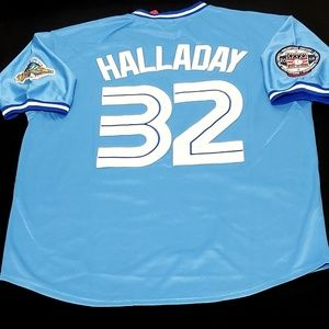Other - Roy Halladay Toronto Blue jays Customized Jersey